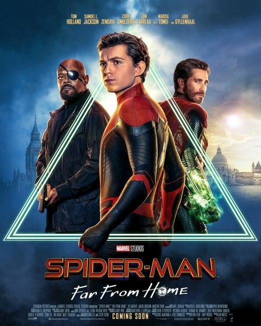 Spider Man Is Far Far From Home Spiderman Spiderman Homecoming Good Movies