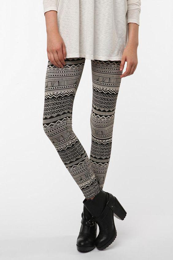 BDG Abstract Legging