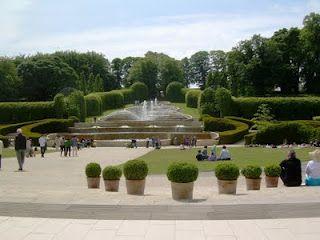 Alnick Castle Garden