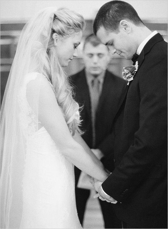 church wedding ceremony: