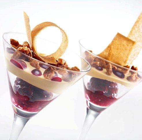 gel 233 e onctueuse dulcey compot 233 e de figue cassis recette de christophe domange chef p 226 tissier