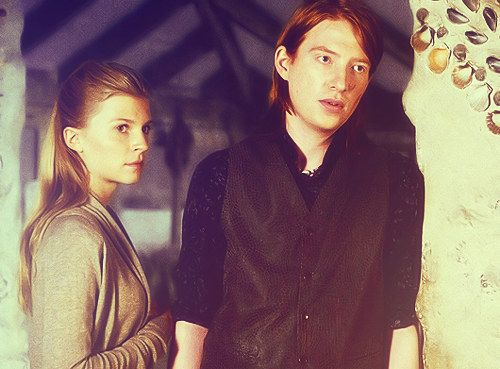 """…and didn't care about his scars, 