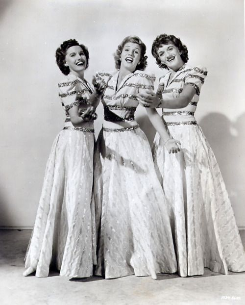Patty Andrews Of The Andrews Sisters Dies At 94 Pictures