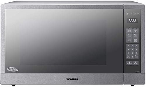 Enjoy Exclusive For Panasonic Microwave Oven Stainless Steel