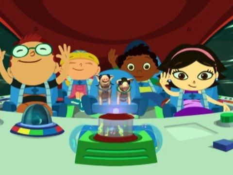 Little Einsteins Race For Space Dvd Ad Race Ad Einsteins