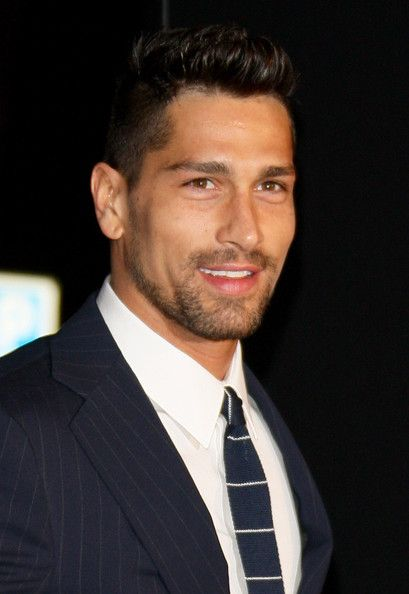 Marco Borriello Soccer player Italian footballer, plays striker for Roma- bloodly hot if you ask me!