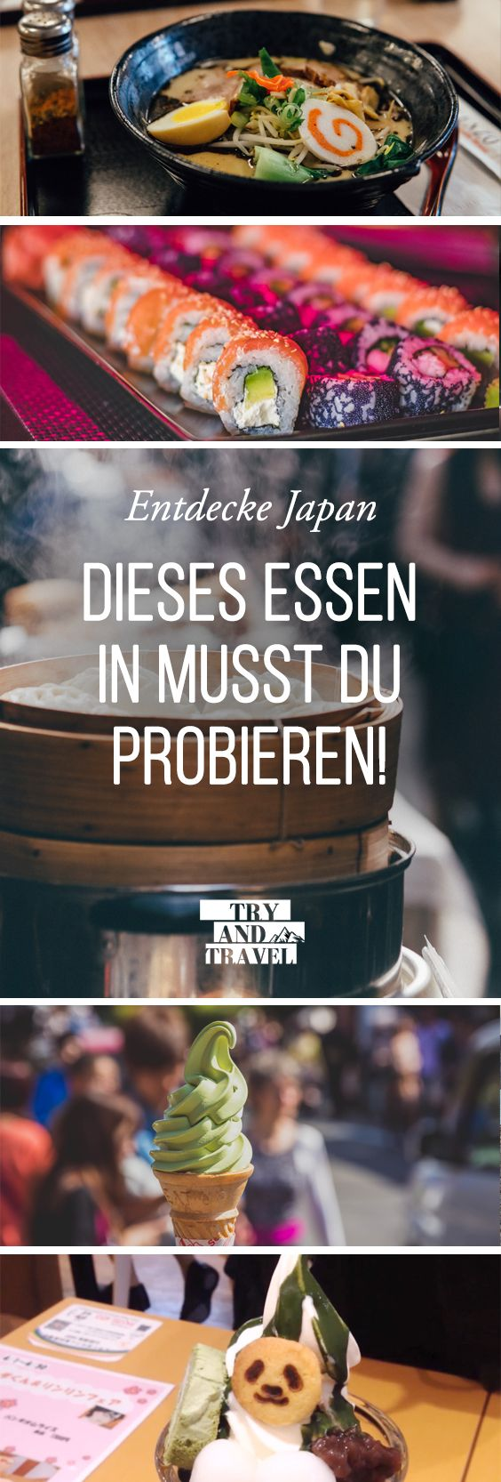 Japan Food Diary - Das solltest du in Japan essen!