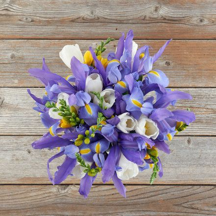 French Flower Shop Wedding Lilac Bouquet Lilac Wedding Bouquet French Flowers
