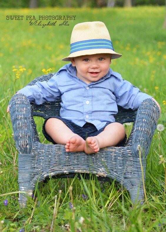 One Year Old Boy Birthday Photo Shoot Ideas 1 Year Old