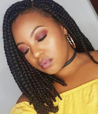 2019 Lovely Braiding Styles Trending Now