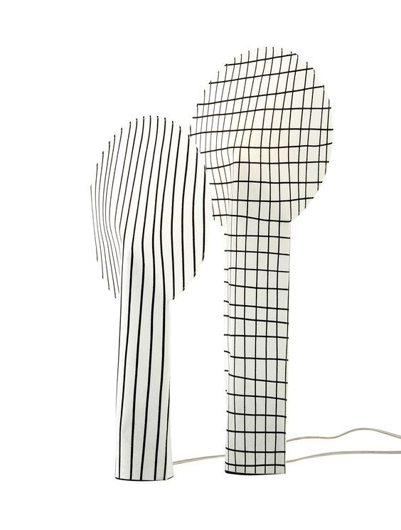 Blow of heart: Paper Lamp by René Barba Trendy Home