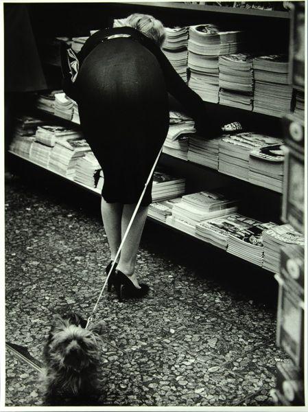 Roswitha Hecke. Irene/Zürich aus der Serie Liebes Leben - Bilder mit Irene, 1978: