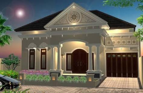 75 Desain Rumah Klasik Minimalis Modern Dan Menawan - Bagi Anda Yang Pernah  Pergi Berlibur Ke Beberapa Negara Di Be… | Desain Rumah Kecil, Desain Rumah,  Rumah Mewah