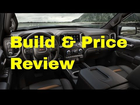 2019 Gmc Sierra 1500 At4 Review Gmc Redefines The Off Road Space