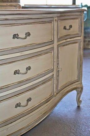 Mezclas De Color Autentico Chalk Paint Y Sus Tecnicas Hoy Empezamos Una Serie De Post Donde Podre Muebles Ideas De Muebles Pintados Restaurar Muebles De Madera