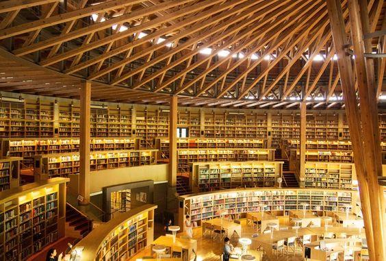 中嶋記念図書館 秋田 Nakajima Library, Akita, Japan