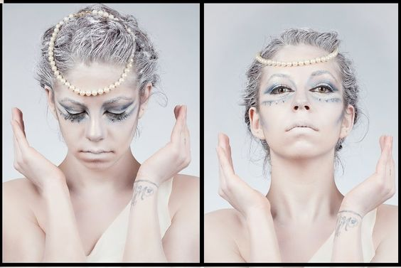 Haloween Make-up  FB: Make-up by Alexandra GL
