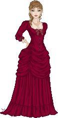 Šaty z roku 1875