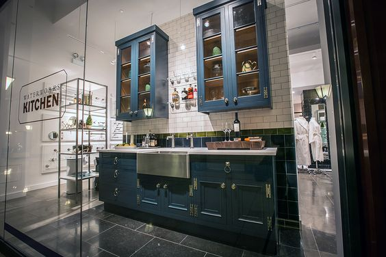 Waterworks Kitchen In Chicago Showroom Waterworks Showrooms Pinterest Chicago Showroom