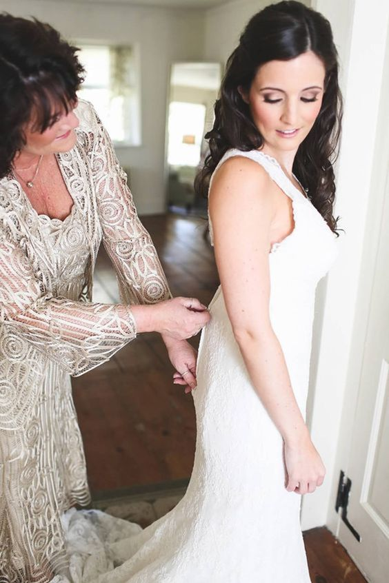 Celebrate the most important woman of your life on your wedding day. This compilation of mother and daughter photography ideas will build a lovely and memorable photo album!