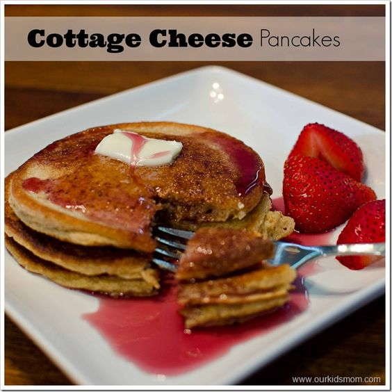 Cottage Cheese Pancake | Recipe | Cottage Cheese Pancakes, Cheese ...