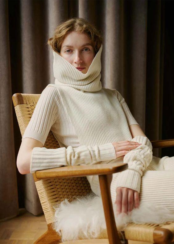 Aspen Arm warmer – Cashmere In Love
