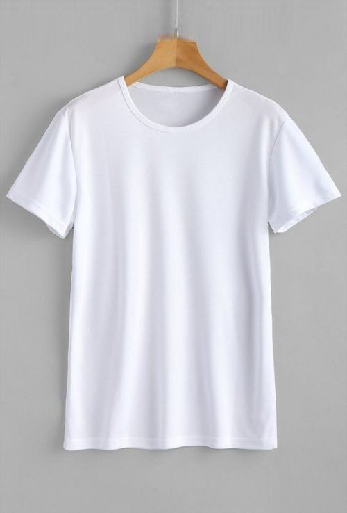 Download Blank T Shirt Template Designs With Portrait Mode 10 Workout T Shirt Tank Top For Women Hd Wallpapers Wallpapers Download High Resolution Wallpapers White Shirt Men Plain