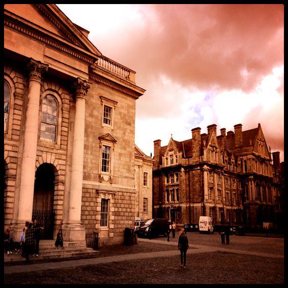 T C Dublin, love it!