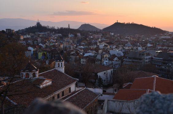 Plovdiv by Diana Kaneva on 500px