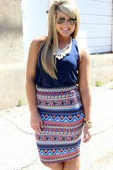 20 Something Skirt | HillarysBoutique