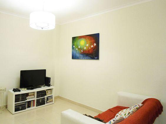 MARGARITAS Acrílico sobre lienzo - Acrylics on canvas - 100cm x 70cm