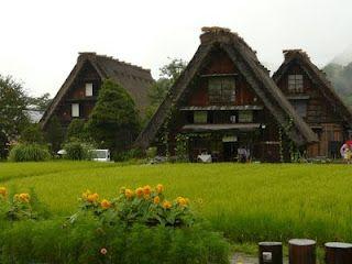 Sirakawago (Japón)