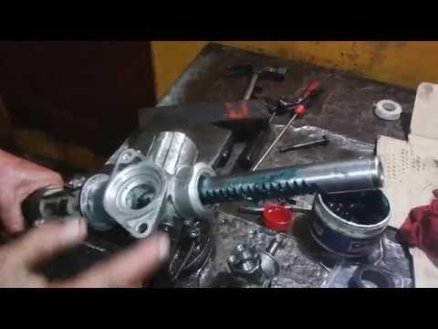 Renault Megane Como Reparar Una Cremallera Hidraulica Que Bota