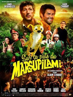 Theo Dấu Marsupilami - HD
