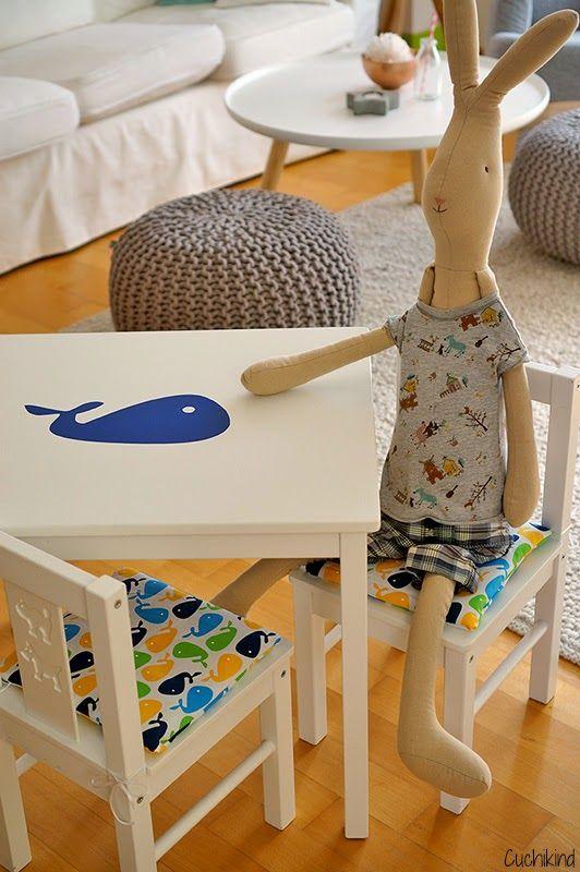 Tutorial Kindersitzgruppe Verschonern Cuchikind Kindersitzgruppe Sitzkissen Kinder Ikea Kinderstuhl