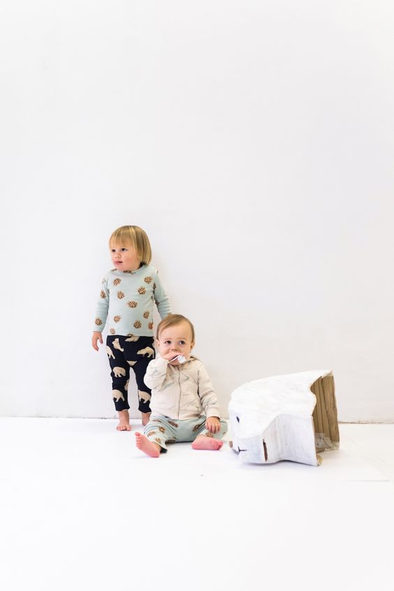 Tinycottons AW15 - Hibernation New Collection ZIRIMOLA blog