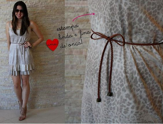 thin DIY rope tie belt. perfect accessory to dress up an outfit!