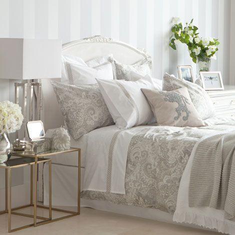 S 225 Banas Y Fundas Sat 233 N Estampado Paisley Zara Home Bed