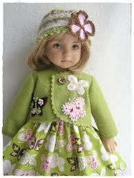 "OUTFIT FOR DIANNA EFFNER 13"" LITTLE DARLING DOLL"