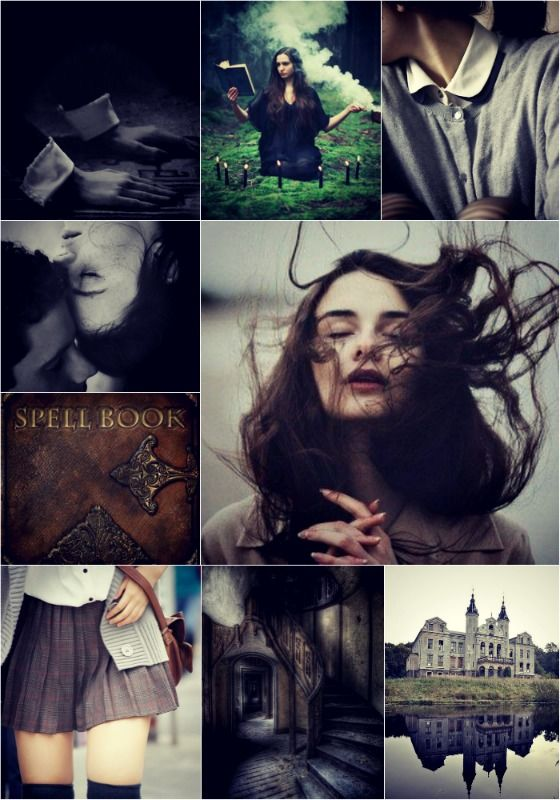 Sophie - Spell Bound (Hex Hall #3) by Rachel Hawkins #Green.T.