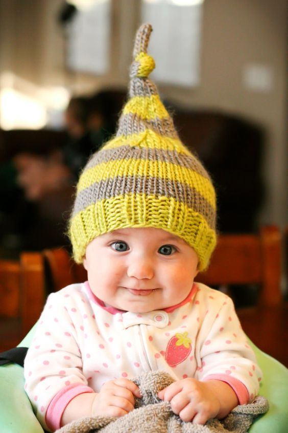 Baby Gnome Hat Knitting Pattern : Pinterest   The world s catalog of ideas