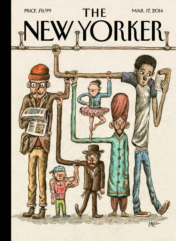 The New Yorker, March 17, 2014