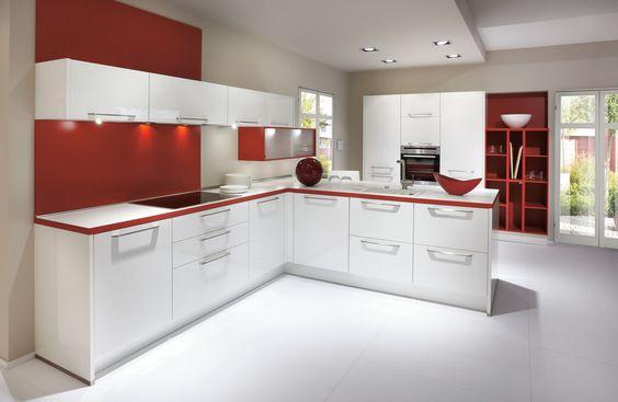 nobilia Küchen - Produkte - Küchengalerie - Weiß nob kit Pinterest - vito küchen nobilia