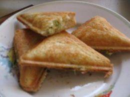 рецепты необычных бутербродов с майонезом