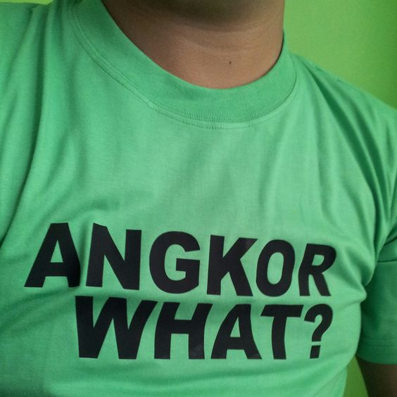 A - Apparel: Angkor What?