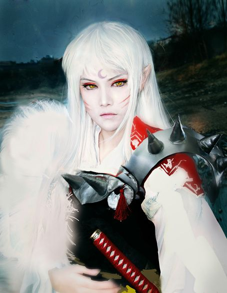 Kenn (China male cosplayer) | MEN | Asian Androgynous Male ...