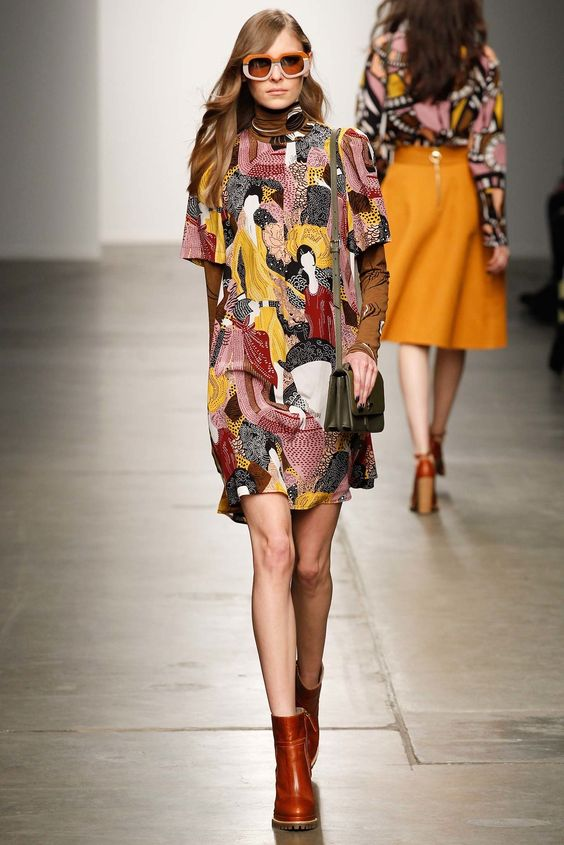 Karen Walker Fall 2015 Ready-to-Wear Fashion Show