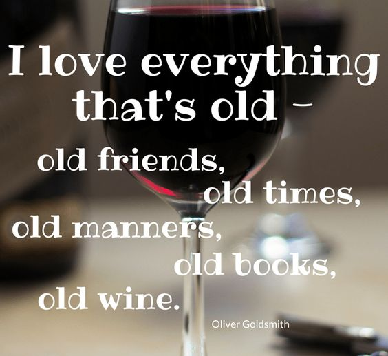 Book Lover's Day – Book & Wine Pairing! Friends, wine & books quote!