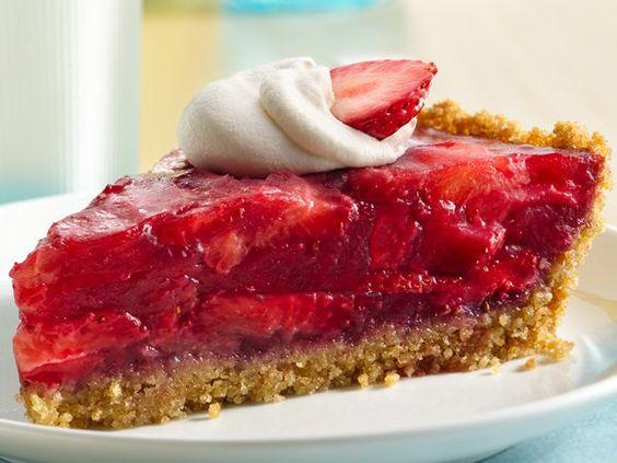 Easy Strawberry Pie | Gluten Freely
