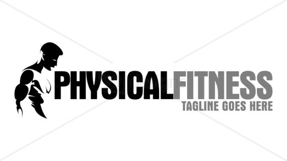 Fitness logo, Logos and Fitness on Pinterest